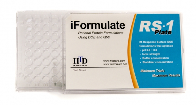 iFormulate RS-1 Plate